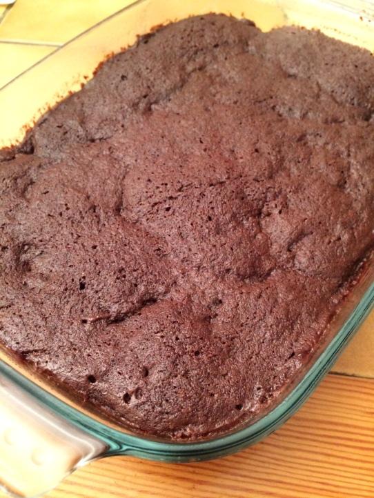 Brownies au noix caramélisées